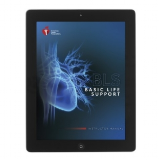 eBook - IVE Basic Life Support (BLS) Manual do Instrutor em Inglês - Diretrizes AHA 2020
