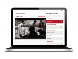 Advanced Cardiovascular Life Support (ACLS) Digital Videos em Inglês - Diretrizes AHA 2020